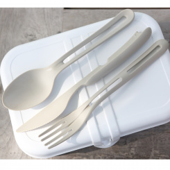 KLIKK Cutlery Set 3-piece