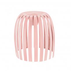 JOSEPHINE XL lampshade powder pink