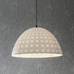 SCHWARZ WEIß SCHWARZ Pendel für Lampenschirm, E27, 2m