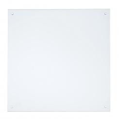 FRAME XXL Room divider set of 4 transparent