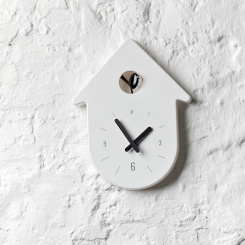 TOC-TOC Wall Clock