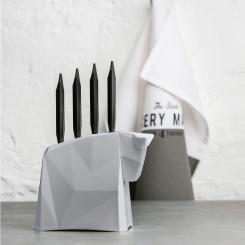 PABLO Messerhalter mit Steakmessern