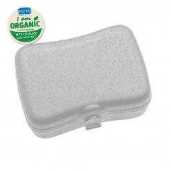 BASIC ORGANIC Lunchbox organic grey
