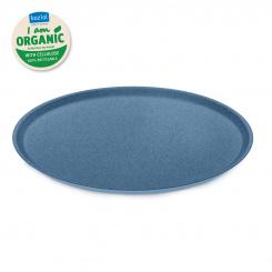 CONNECT ORGANIC Großer Teller 255mm organic deep blue