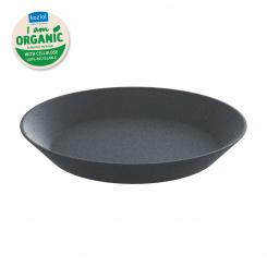 CONNECT PLATE 240mm Tiefer Teller 240mm organic deep grey