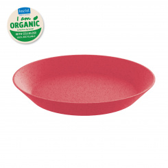 CONNECT PLATE 240mm Tiefer Teller 240mm organic coral