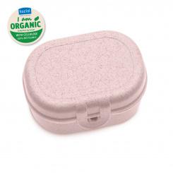 PASCAL MINI ORGANIC Lunch Box organic pink