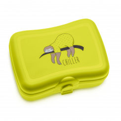 BASIC - CHILLER Lunch Box with print