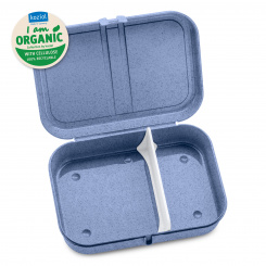 PASCAL L ORGANIC Lunch Box with Separator