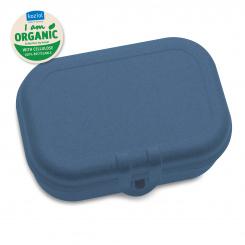 PASCAL S Lunch Box organic deep blue