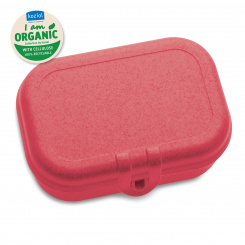 PASCAL S Lunch Box organic coral