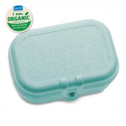 PASCAL S Lunchbox organic aqua