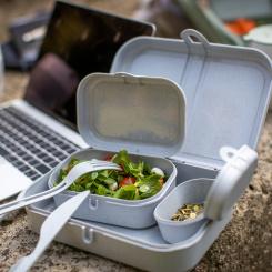PASCAL READY Lunchbox-Set + Besteck-Set