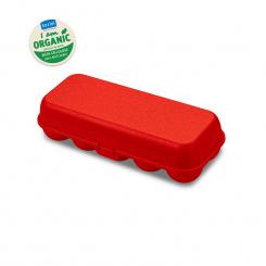 EGGS TO GO Eierbox organic red