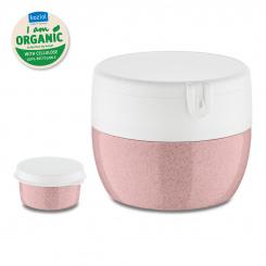 BENTOBOX M Organic Bentobox organic pink
