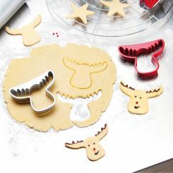 RUDOLF Cookie Cutter