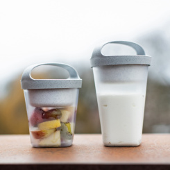BUDDY 0,5 Snackpot with insert and lid 500ml