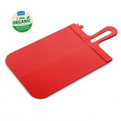 SNAP S Cutting Board organic red