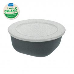 CONNECT BOX 0,7 Box mit Deckel 700ml organic deep grey