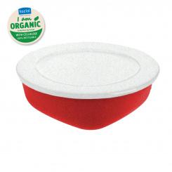 CONNECT BOX 1,3 Box mit Deckel 1,3l organic red-organic white
