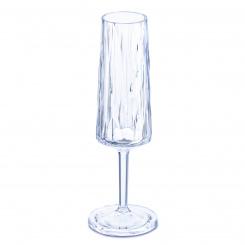 CLUB NO. 5 Superglas 100ml transparent aquamarine