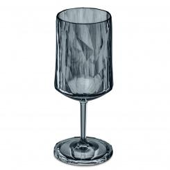 CLUB NO. 4 Superglas 300ml transparent grey