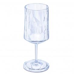 CLUB NO. 4 Superglas 300ml transparent aquamarine