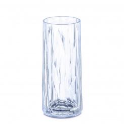 CLUB NO. 3 Superglas 250ml transparent aquamarine