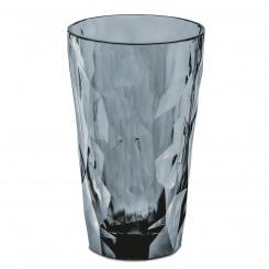 CLUB NO. 6 Superglas 300ml transparent grey