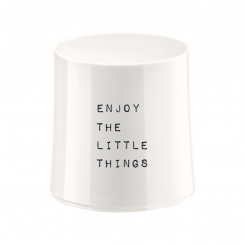 CHEERS NO. 2 ENJOY THE LITTLE THINGS Superglas 250ml mit Druck