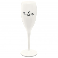 CHEERS NO. 1 LOVE 2.0 Superglas 100ml mit Druck