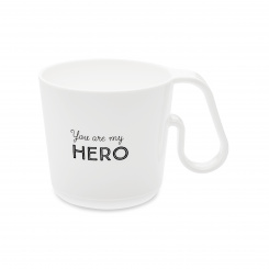 MAXX YOU ARE MY HERO Henkeltasse