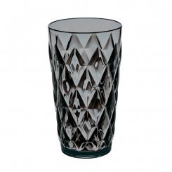 CRYSTAL L Glass 450ml transparent grey
