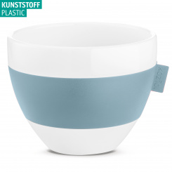 AROMA M Insulated Cup 270ml cotton white-powder blue