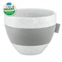 AROMA M ORGANIC Thermotasse 270ml organic grey
