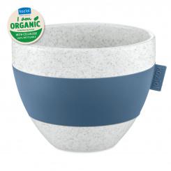 AROMA M ORGANIC Insulated Cup 270ml organic deep blue