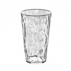CLUB L Glas 400ml crystal clear