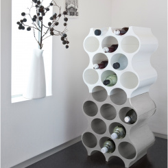 SET-UP ORGANIC Bottle rack