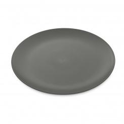 RONDO Dinner Plate deep grey