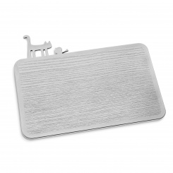 [pi:p] Schneidebrett soft grey