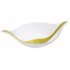LEAF XL+ Salad bowl with servers 4,5L