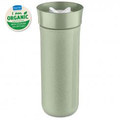 SAFE TO GO XL Organic Water Bottle 700ml organic green
