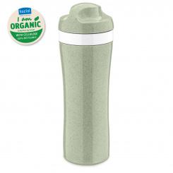 OASE ORGANIC Trinkflasche 425ml organic green