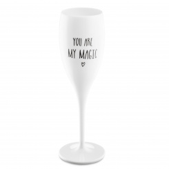 CHEERS NO. 1 YOU ARE MY MAGIC Superglas 100ml mit Druck
