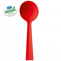 PALSBY ORGANIC Schöpflöffel 275mm organic red