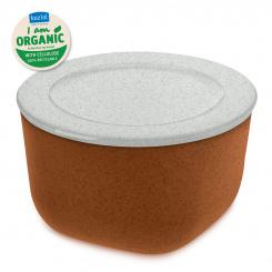 CONNECT BOX 1 Box mit Deckel 1l organic rusty steel