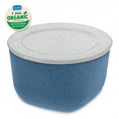 CONNECT BOX 1 mit Deckel 1l organic deep blue
