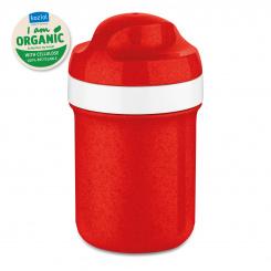 OASE MINI Water Bottle 200ml organic red