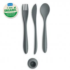 TULIP ORGANIC Cutlery Set 4-pieces
