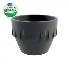 CONNECT COFFEE Becher Espresso 100ml organic deep grey